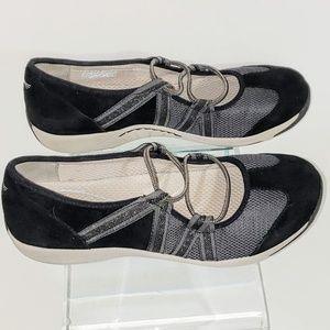 Dansko Honey Black Mary Jane Shoes 8.5 - 9